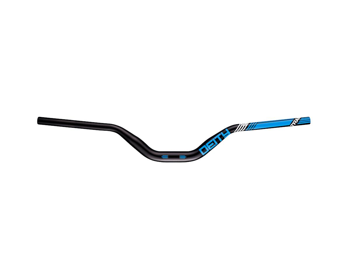 "Deity Highside 760 riser bar (31.8) 3.1""/29.9"" - blue"