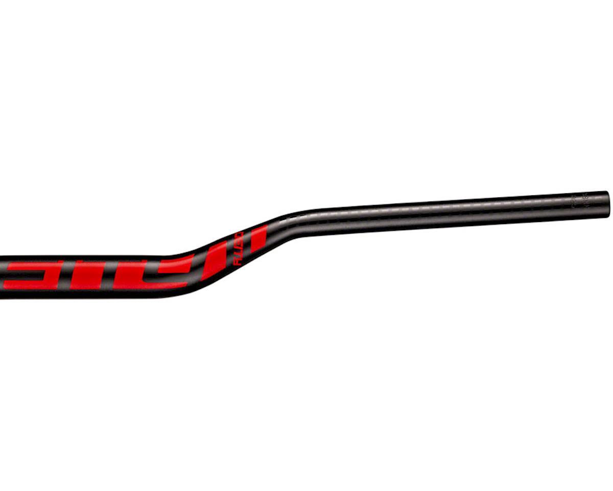 """Deity Holeshot riser bar (35) 1.5""""/32.5"""" - red"""