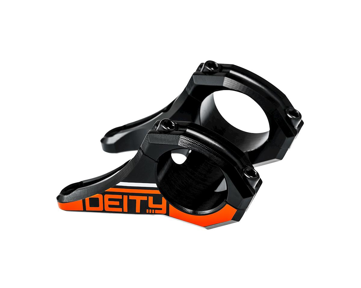 Deity Intake DM Stem (31.8mm) (50mm) (Orange)