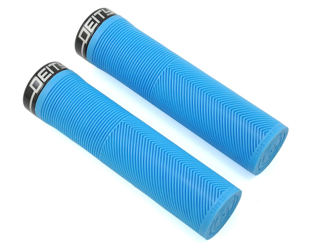 Deity Knuckleduster Locking Grips (132mm) (Blue)