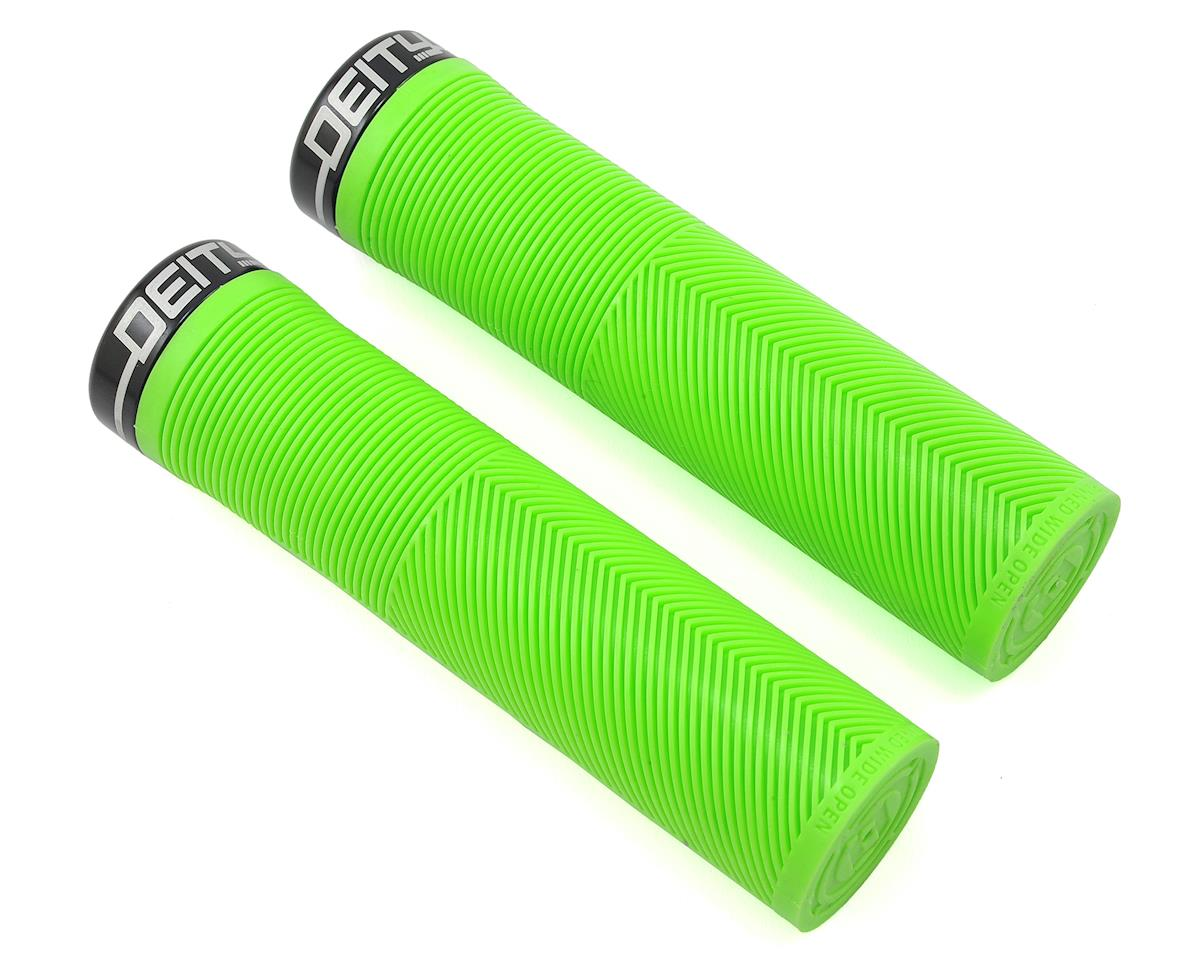 Deity Knuckleduster Locking Grips (132mm) (Green)