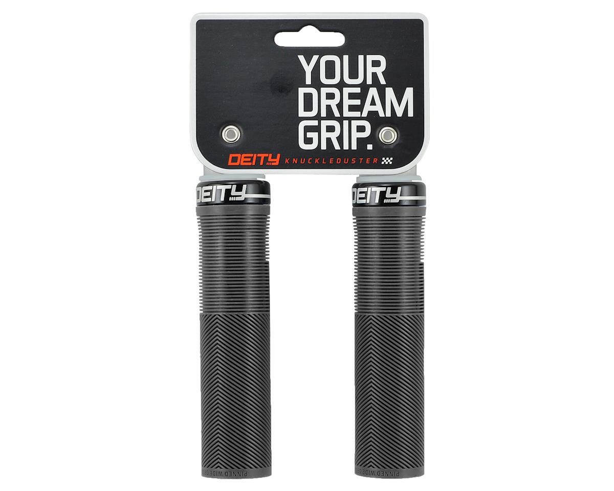 Deity Knuckleduster Locking Grips (132mm) (Stealth)