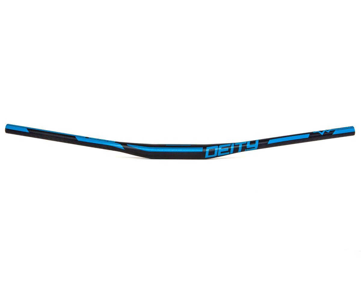 Deity Ridgeline 35mm Mountain Bike Handle Bar w/15mm Rise (800mm) (Blue)