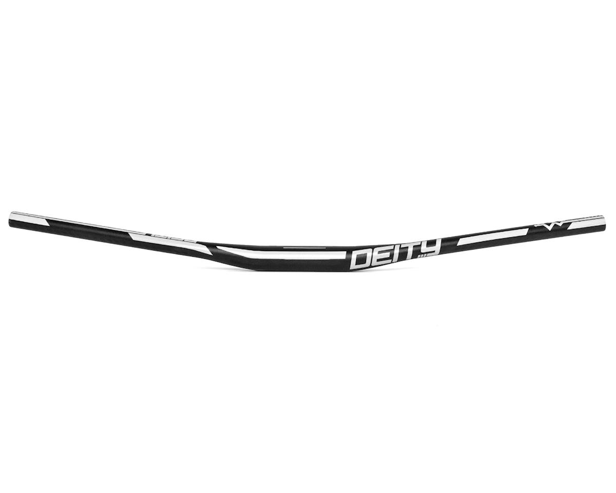 Deity Ridgeline 35mm Mountain Bike Handle Bar w/15mm Rise (800mm) (White)