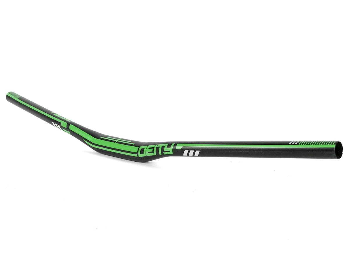 Deity Skyline 787 Riser Bar (15mm Rise) (Green)