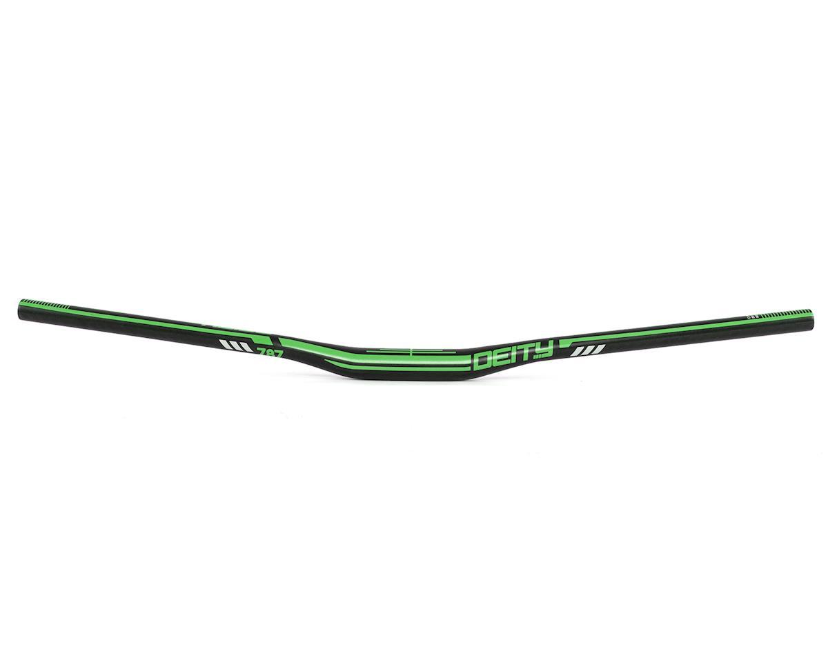 Deity Skyline 787 Riser Bar (15mm Rise) (Green)