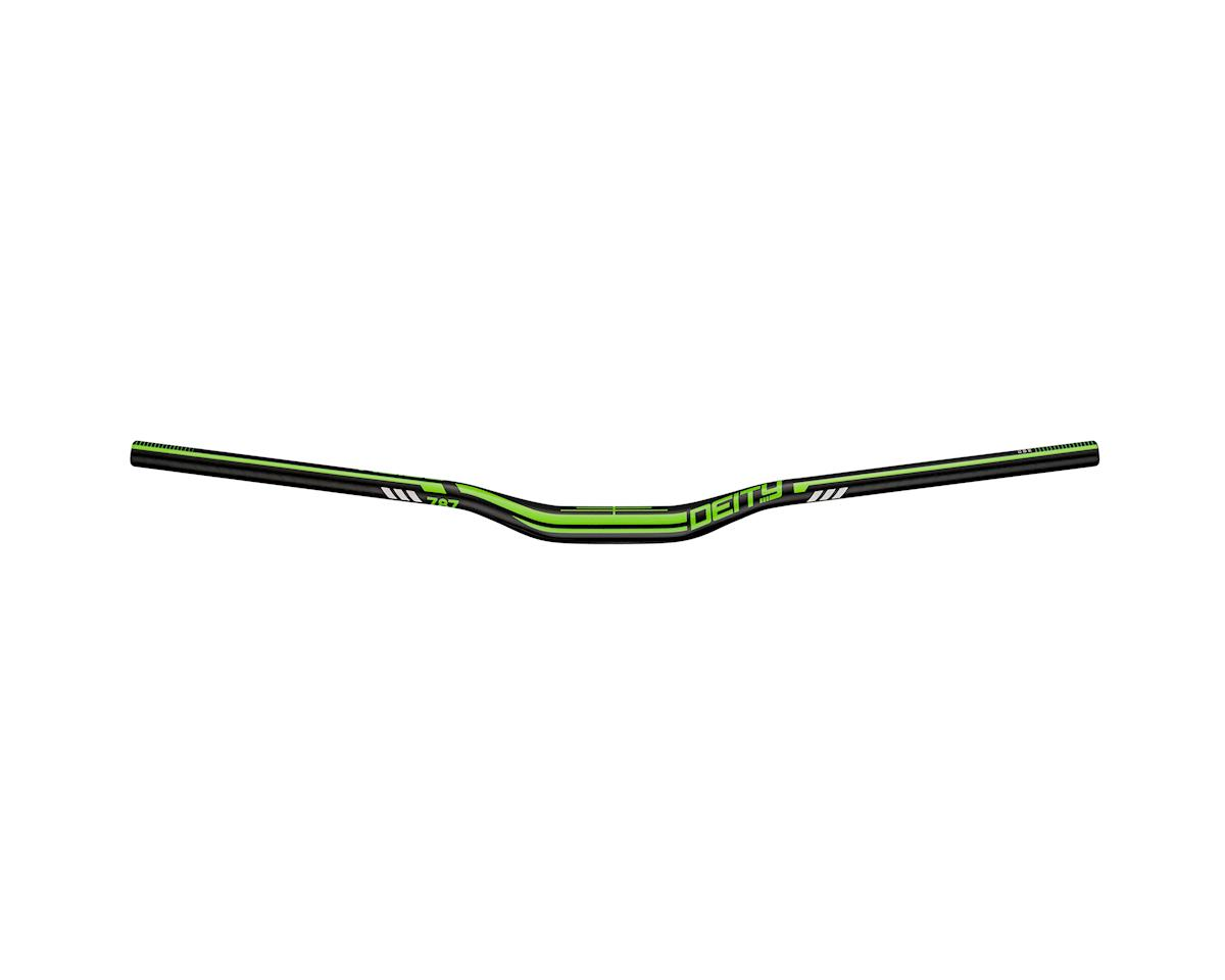"Deity Skyline 787 riser bar (31.8) 1""/31"" - green"