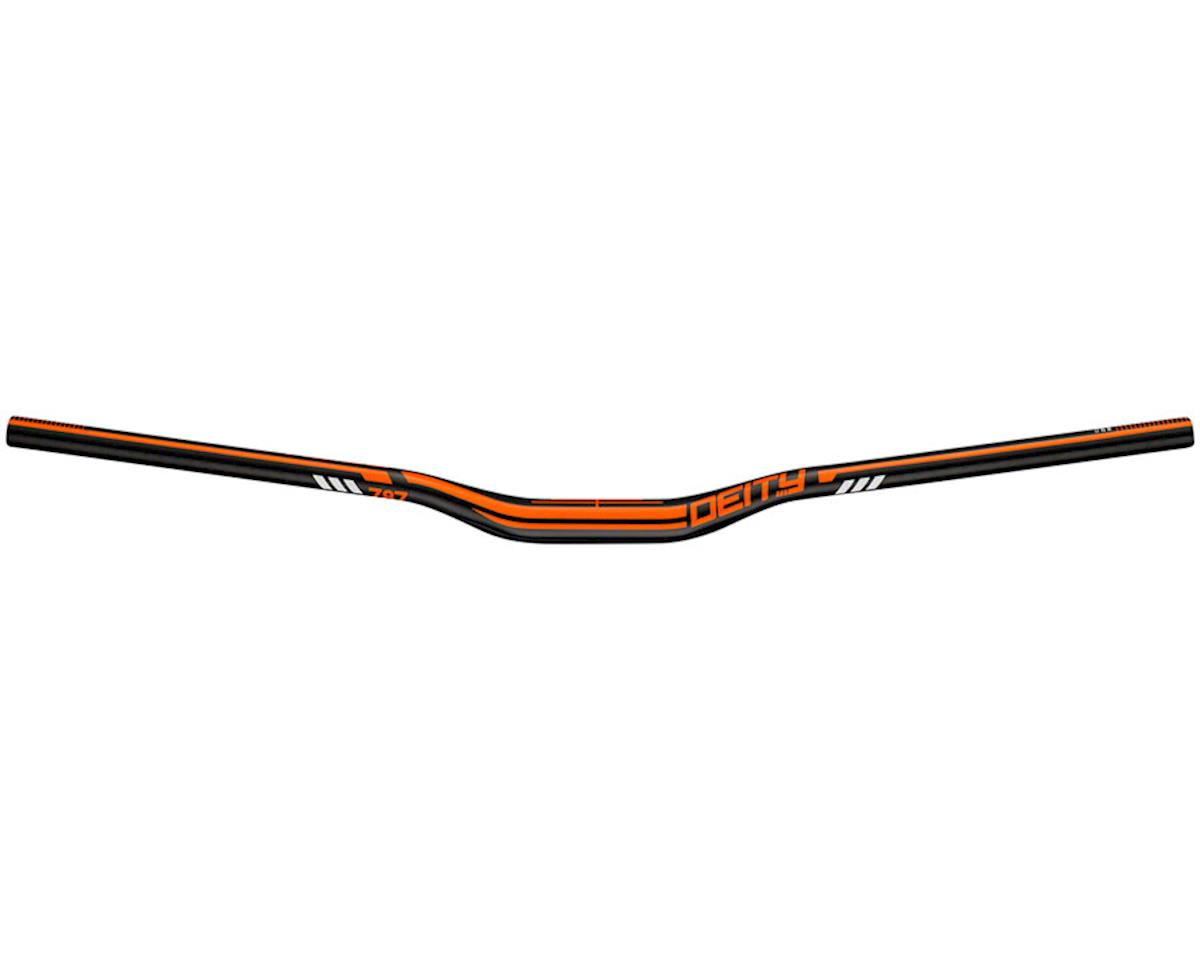 "Deity Skyline 787 riser bar (31.8) 1""/31"" - orange"