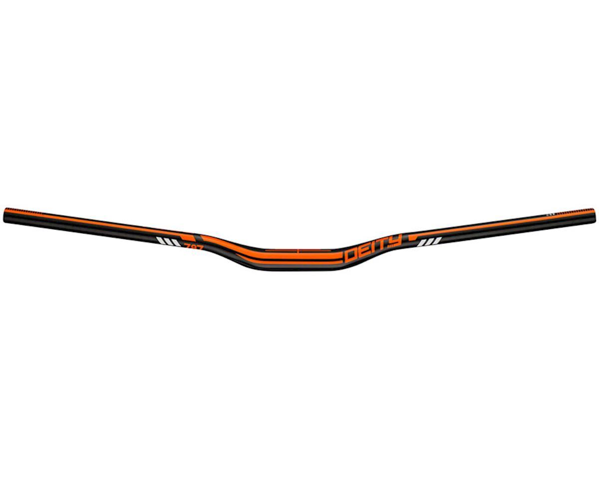"""Deity Skyline 787 riser bar (31.8) 1""""/31"""" - orange"""