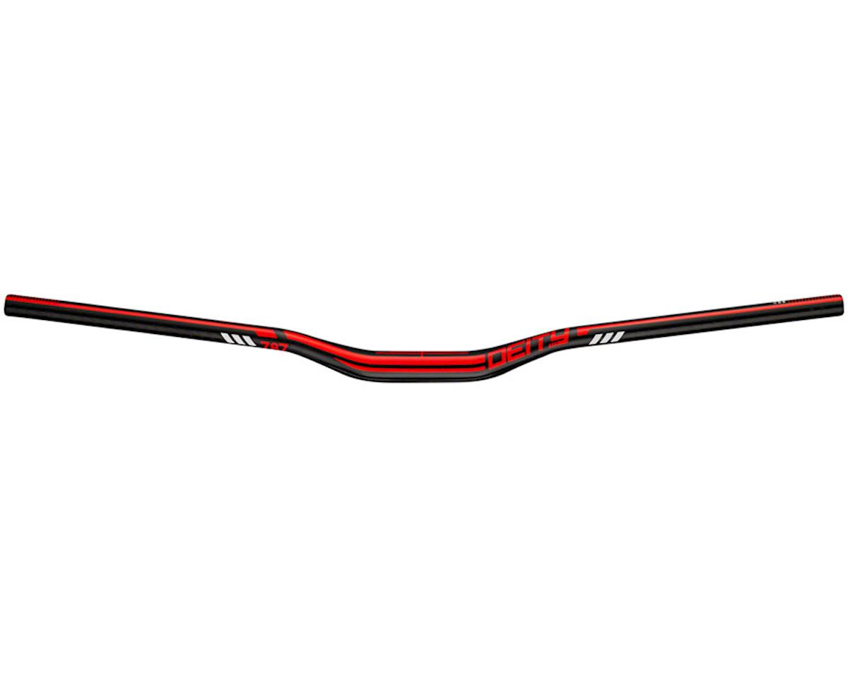 Deity Deity, Skyline 787 25, Riser bar, Clamp: 31.8mm, W: 787mm, Rise: 25mm, Red