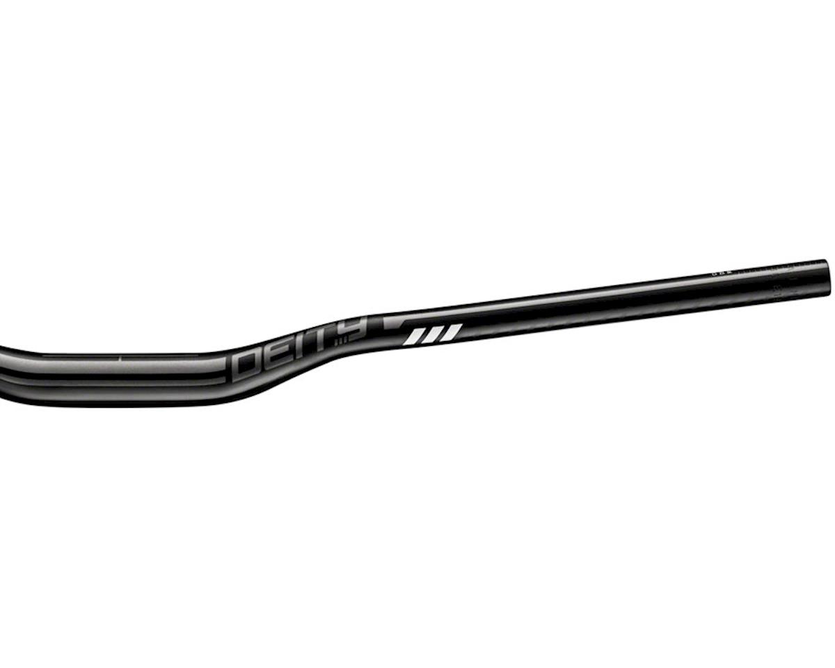 Deity Deity, Skyline 787 25, Riser bar, Clamp: 31.8mm, W: 787mm, Rise: 25mm, Black