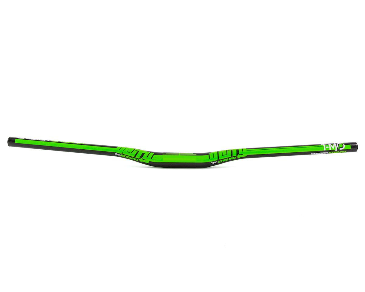 Deity T-Mo Enduro Riser Bar (31.8mm) (760mm) (15mm Rise) (Green)