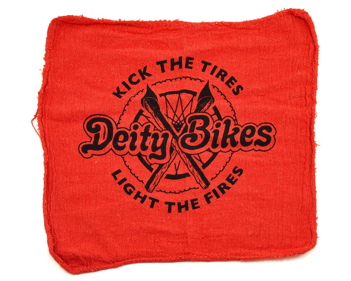 Deity Grease Monkey Shop Rag
