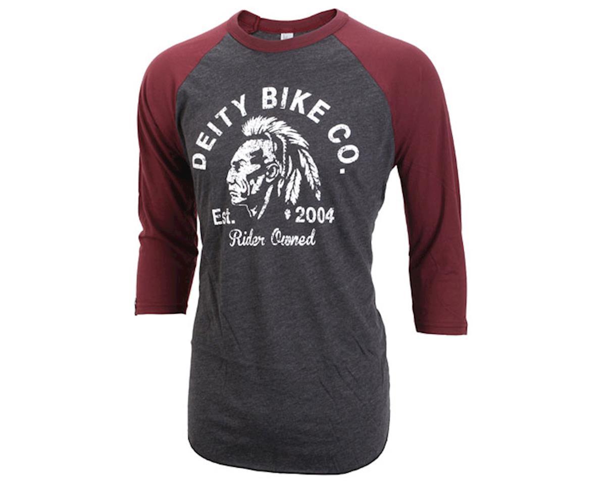 Riders 3/4 Raglan shirt
