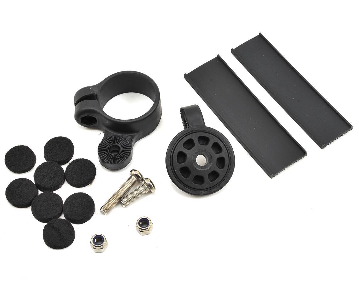 Delta Smart Phone Caddy/Holder for iPhone 4S/5S/SE (Black)