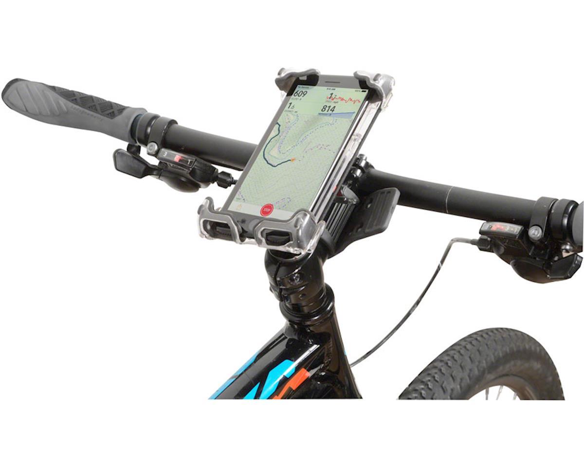 Delta Omni Smartphone Phone Holder (Clear)