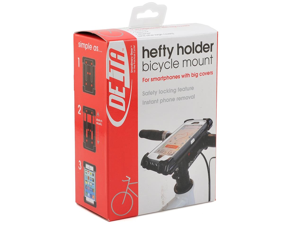 Delta Hefty Smart Phone Caddy/Holder for iPhone and Android with Big Covers