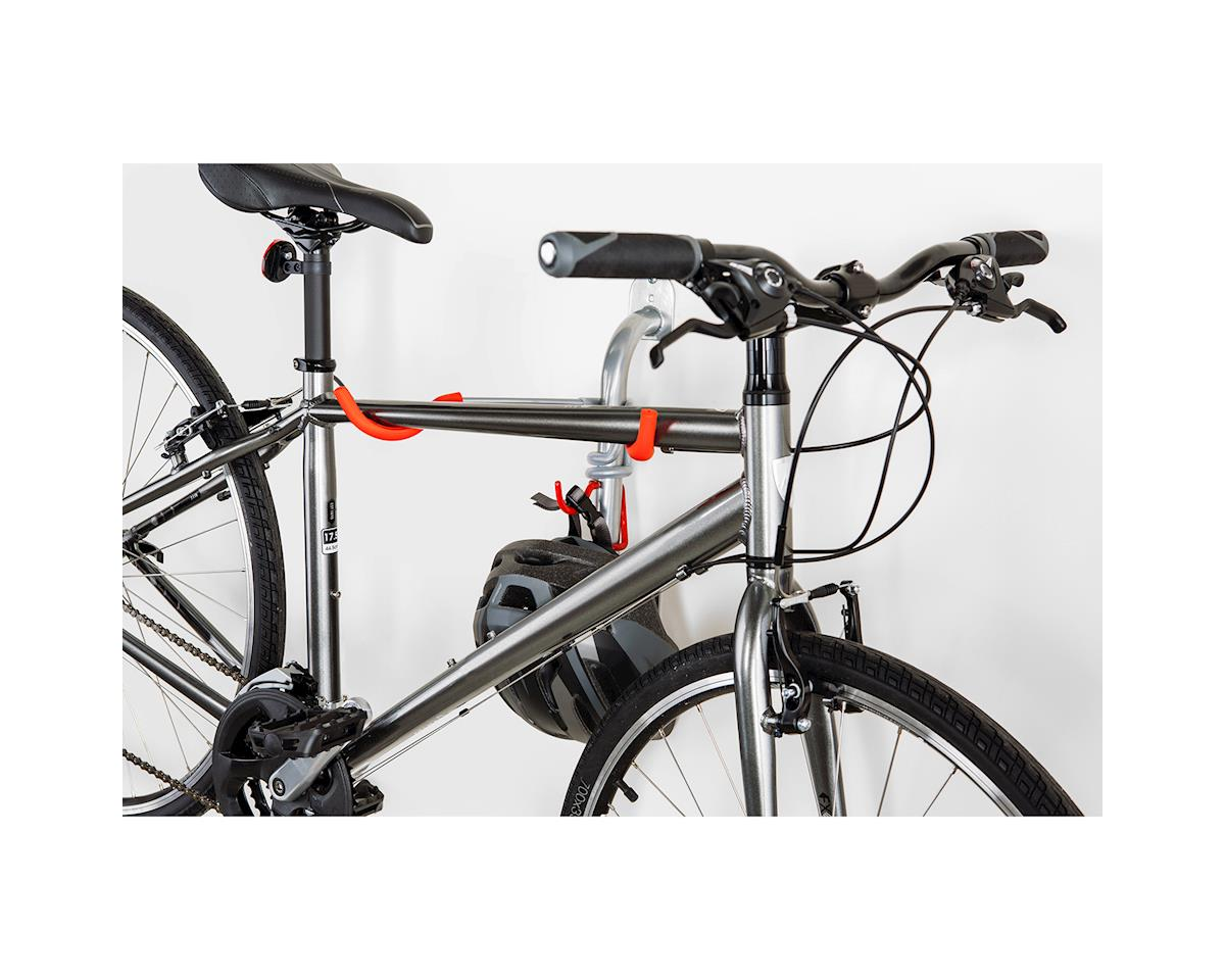 Rosetti Universal Wall Mounted Storage Rack: Holds One Bike