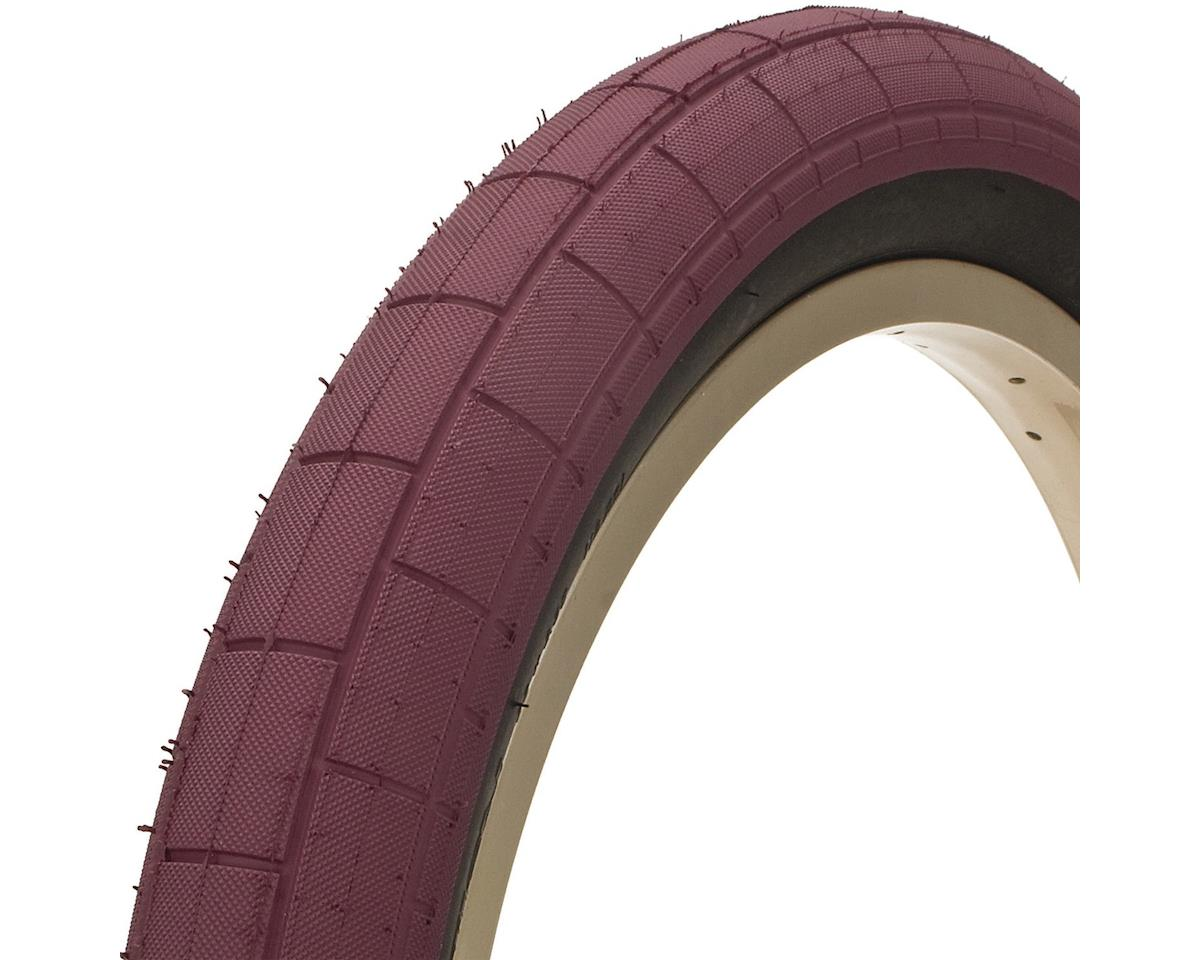 Demolition Momentum Tire (Maroon/Black) (20 x 2.20)