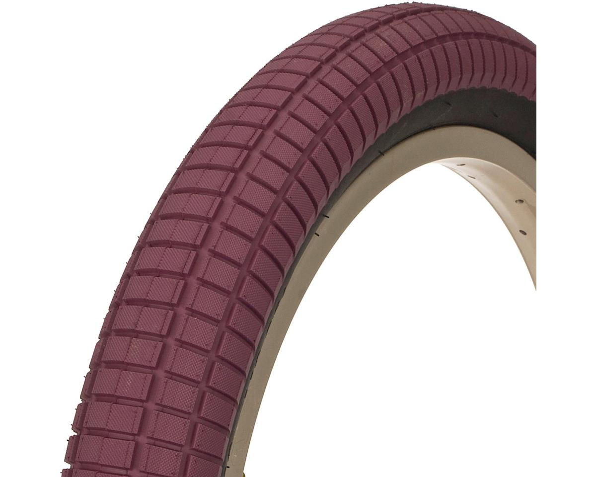 Demolition Hammerhead-T Tire (Mike Clark) (Maroon/Black) (20 x 2.25)