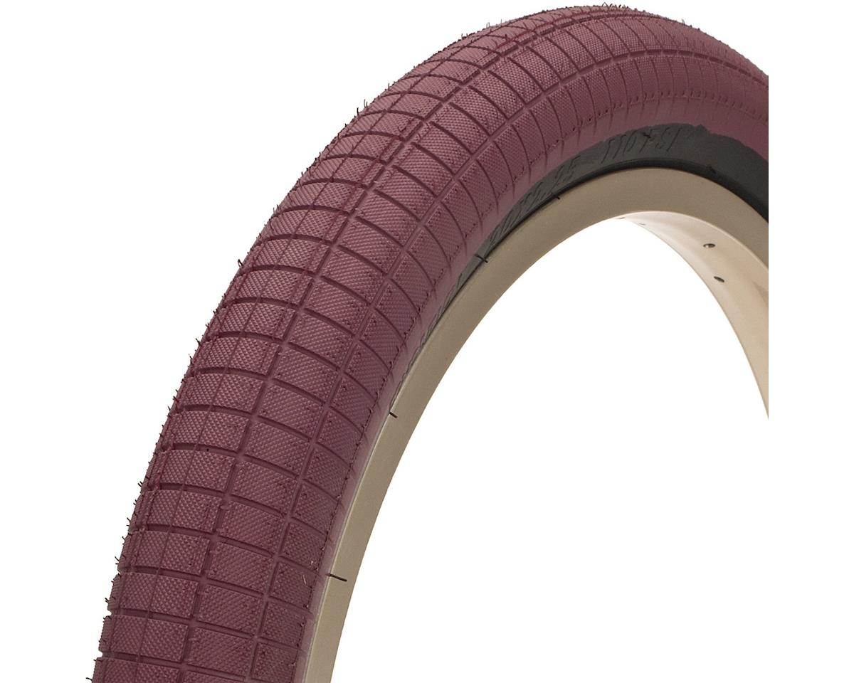 Demolition Hammerhead-S Tire (Mike Clark) (Maroon/Black) (20 x 2.25)