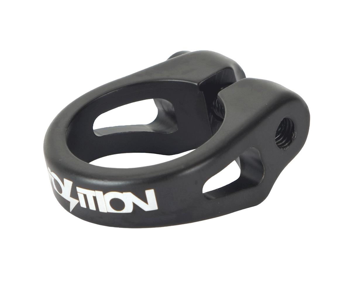 Demolition Lightning Seat Post Clamp (Black) (28.6mm)