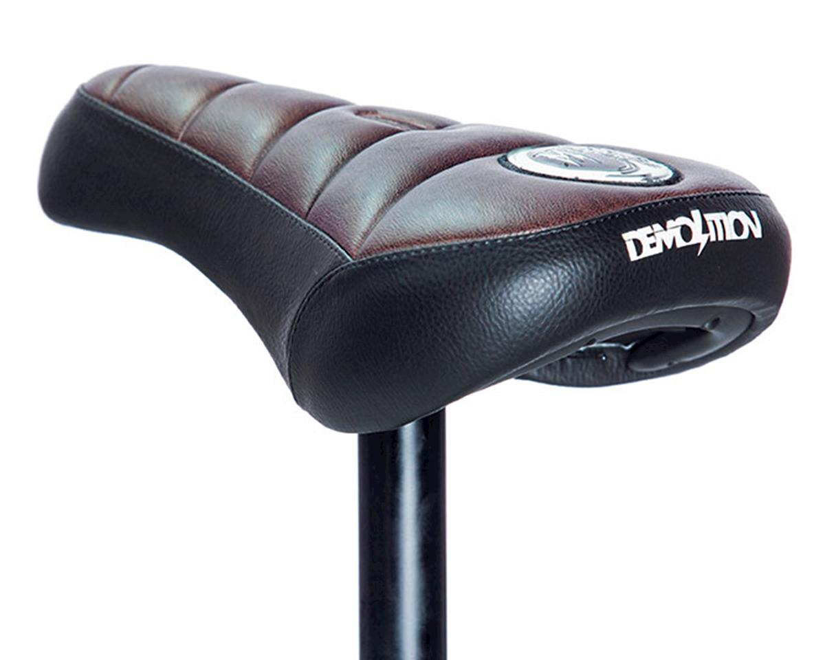Demolition Cordova Pivotal Seat (Matt Cordova) (Brown Faux Leather)