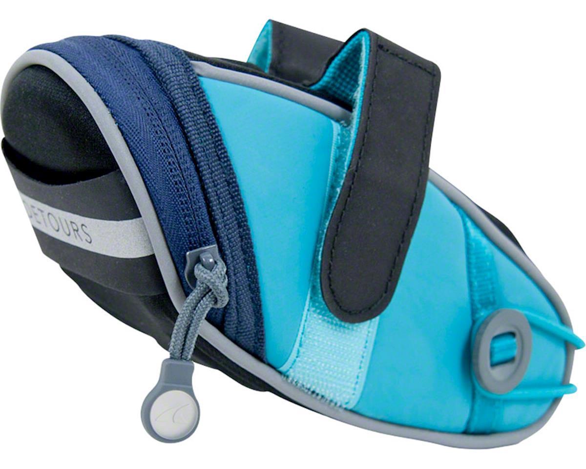 Detours Wedgie Seat Bag: MD, Teal