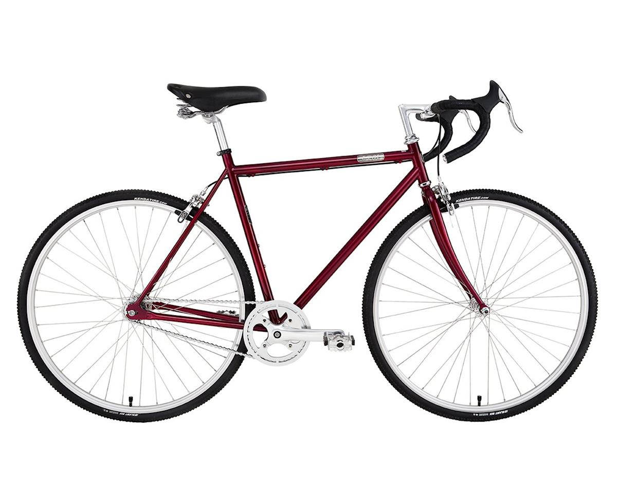 Detroit Bikes US Made C-Type Complete Bike (Candy Apple) (L/XL)