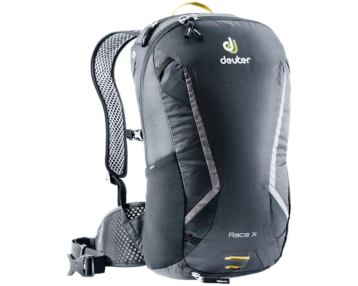 Deuter Packs Race X pack, 730cu/in + 100oz - black