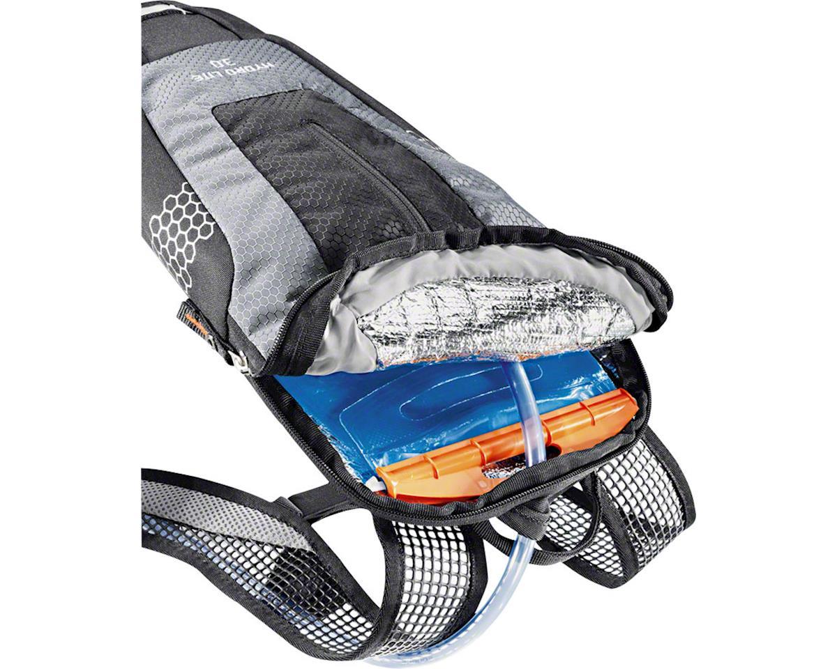 Deuter Packs Deuter Compact Lite 3L Hydration Pack (Black/White) (3L Reservoir)