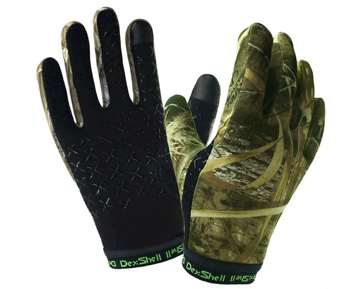 DexShell Drylite Gloves (Camo) (L/XL)