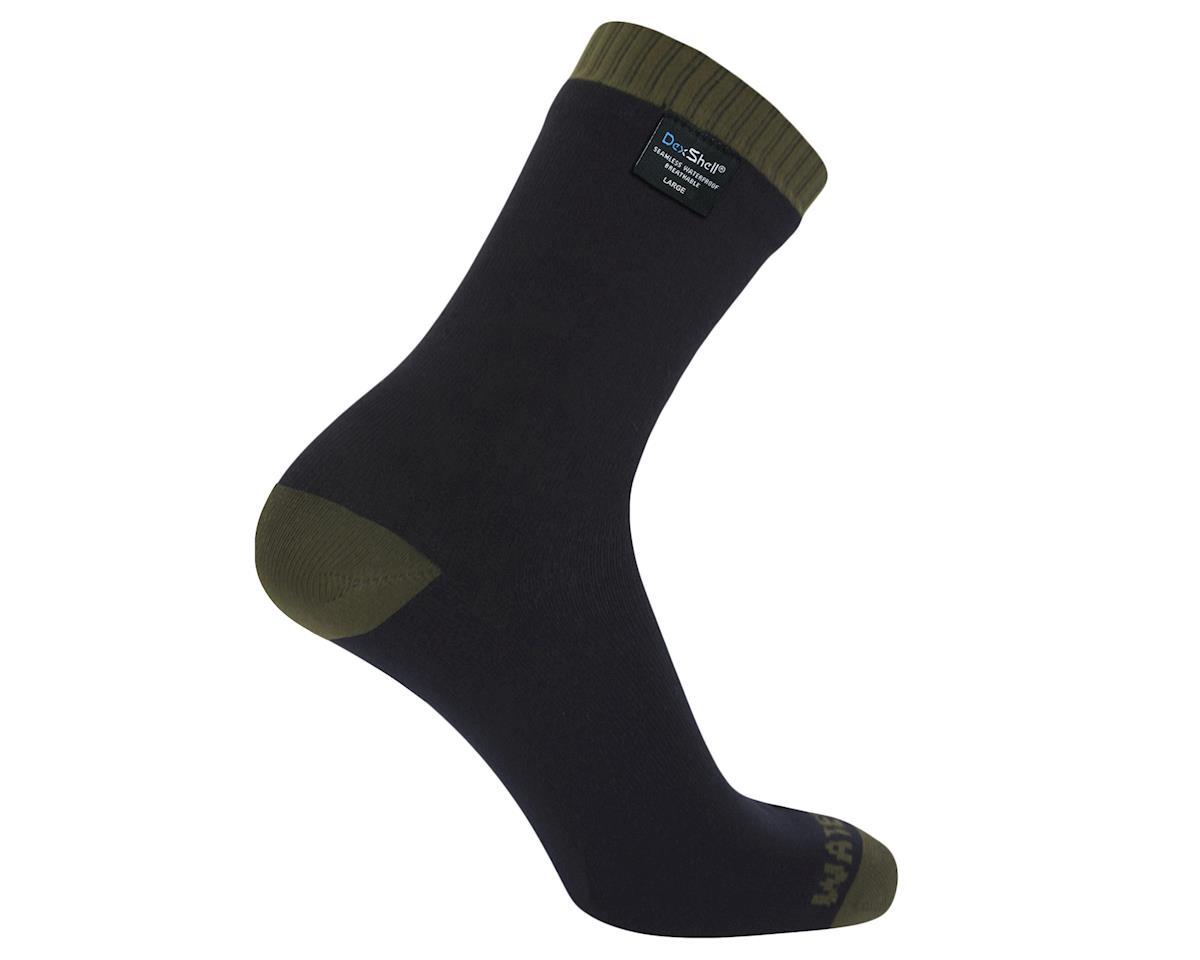 DexShell Thermalite Waterproof Socks (Olive) (L)