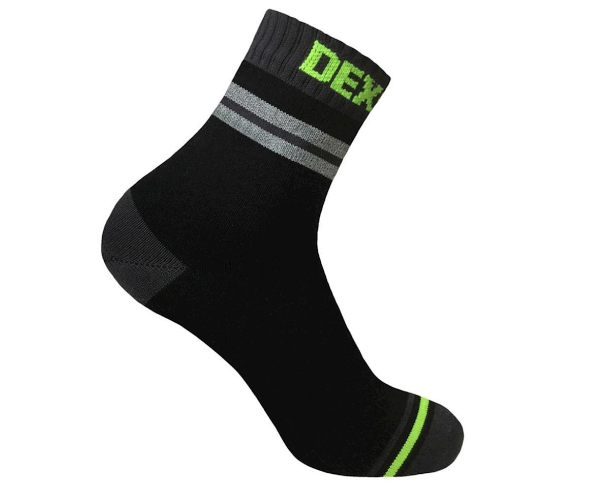 DexShell Waterproof Pro Visibility Cycling Socks (Hi-vis Grey) (XL)