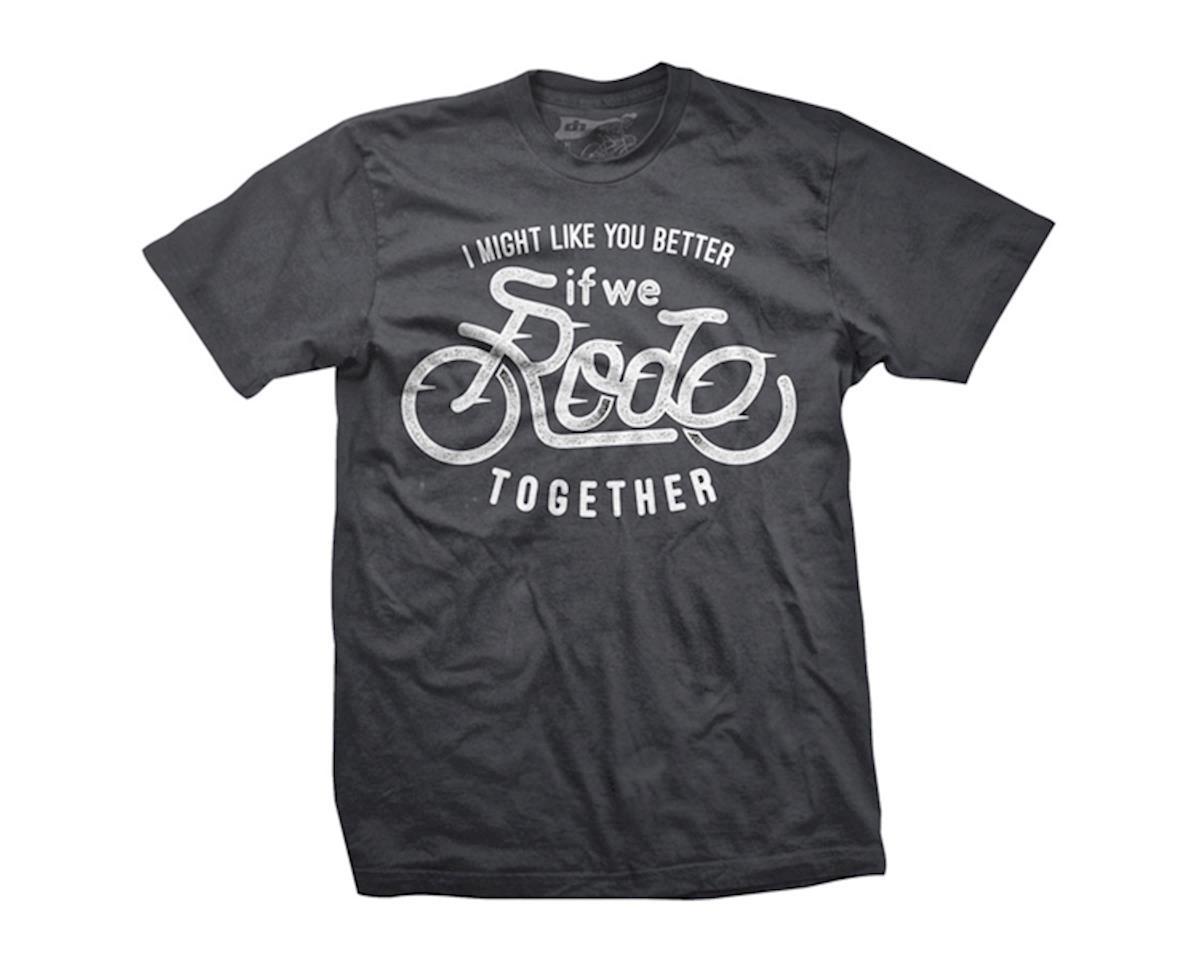 Rode Together Tee (Heavy Metal Grey)
