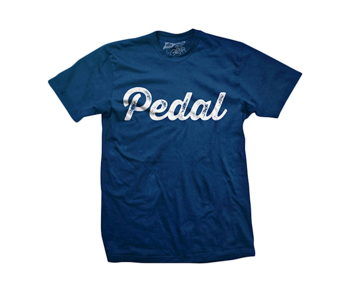 Dhdwear Pedal Tee, blue (M)