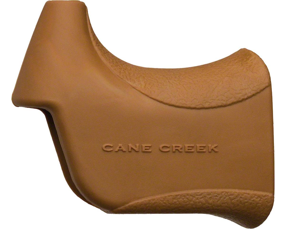 Cane Creek Standard Non-Aero Hoods, Brown, Pair