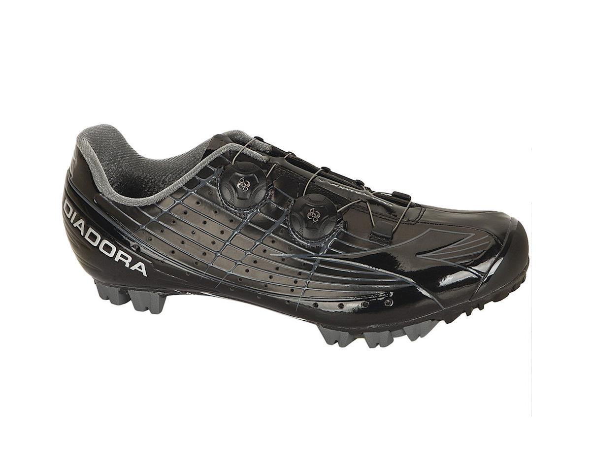 Diadora X-Vortex Pro SPD Shoes (Black/Black) (48 Euro / 13.5 US)