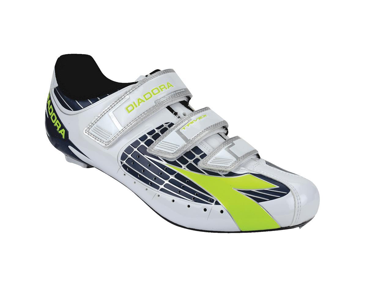 Diadora Trivex Road Shoes (Silver/Black/White)