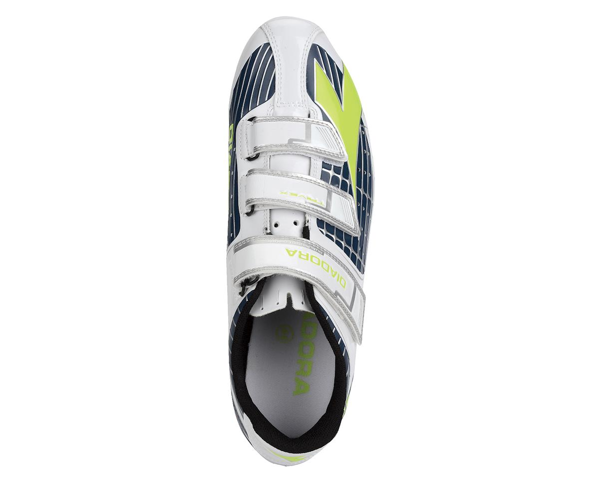 Image 2 for Diadora Trivex Road Shoes (Silver/Black/White)