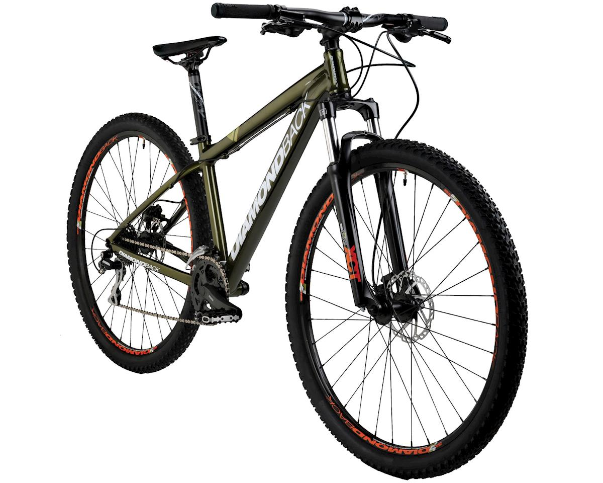 Diamondback Apex Trail Mountain Bike - Performance Exclusive (Grey/Blue)