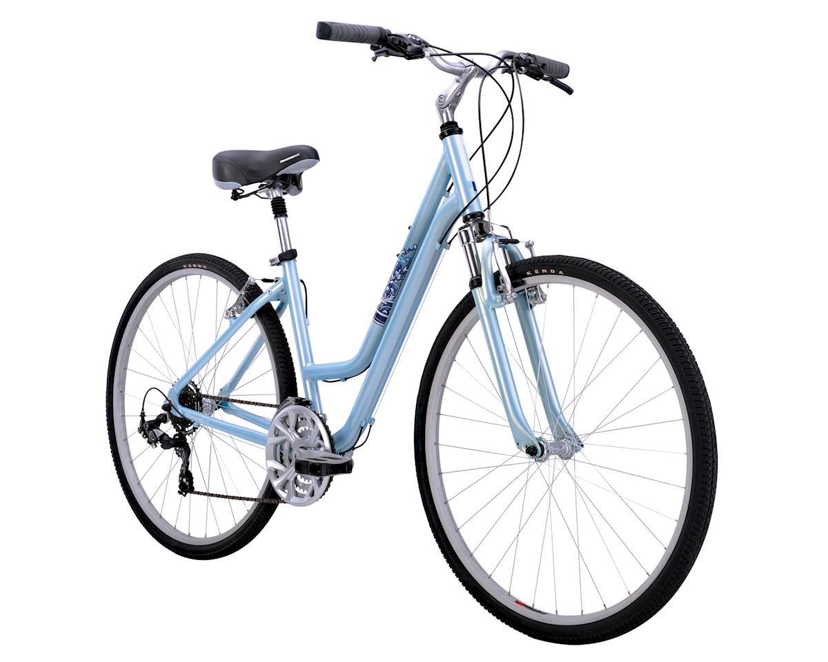 Diamondback Vital 2 Women's Sport Hybrid Comfort Bike - 2015 (Green)