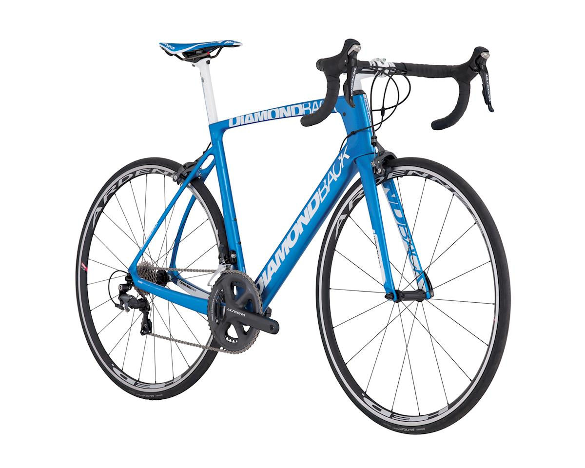 Diamondback Podium Vitesse Road Bike - 2016 - Shimano Ultegra (Blue)
