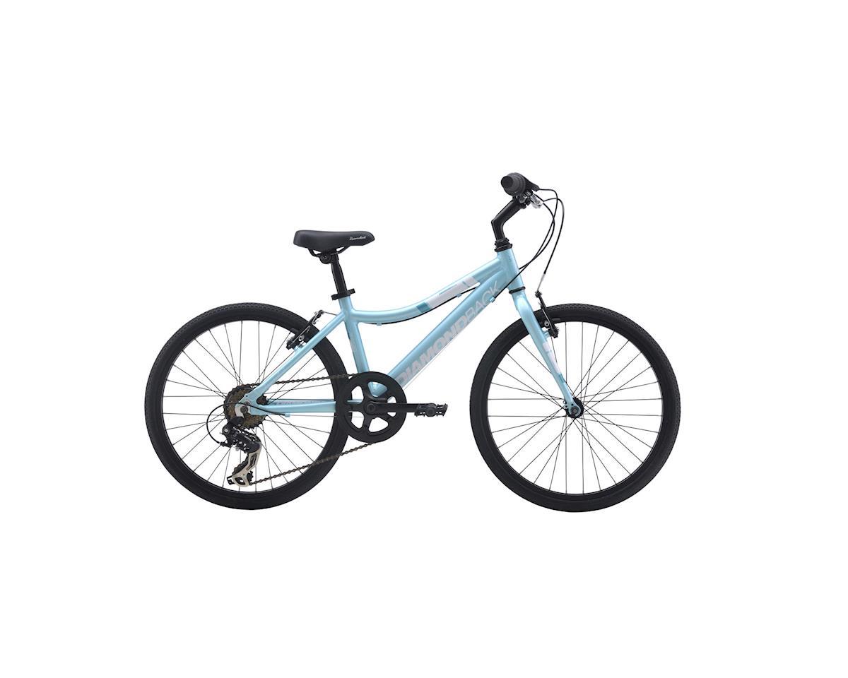 "Diamondback Clarity 20"" Flat Bar Road Bike - 2016 (Blue) (20)"