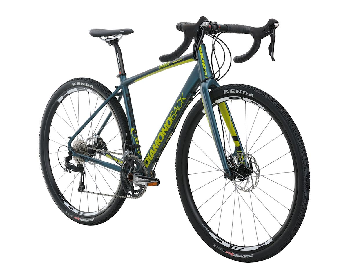 Diamondback Haanjenn Comp Road Bike -- 2016 (Teal Bl)