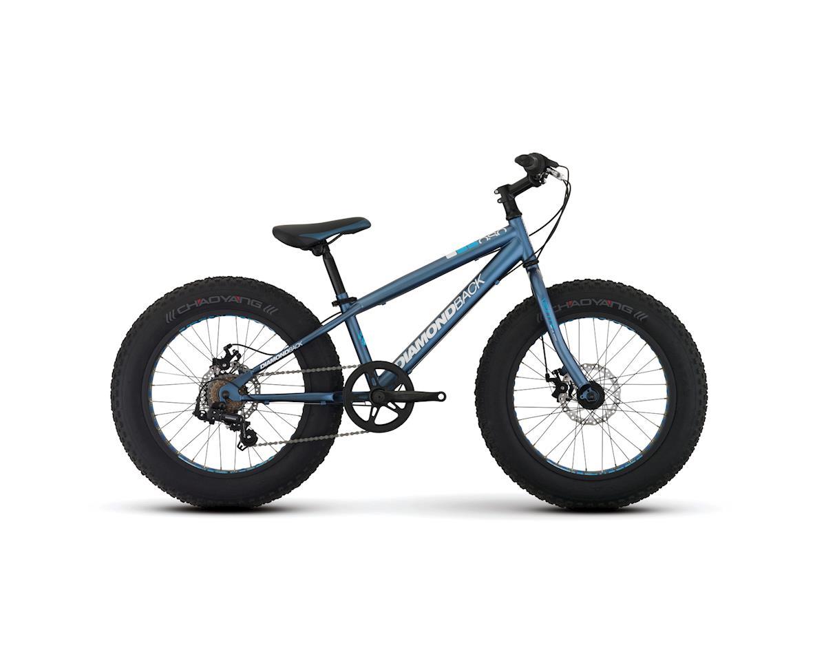 Diamondback El Oso Nino Fat Bike 2017 (Blue) (20)