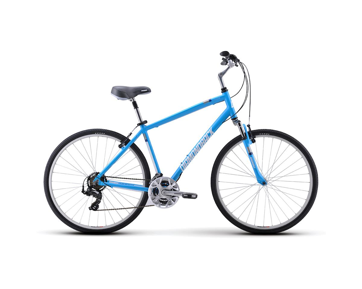 Diamondback Edgewood Comfort Bike - 2017 (Green)