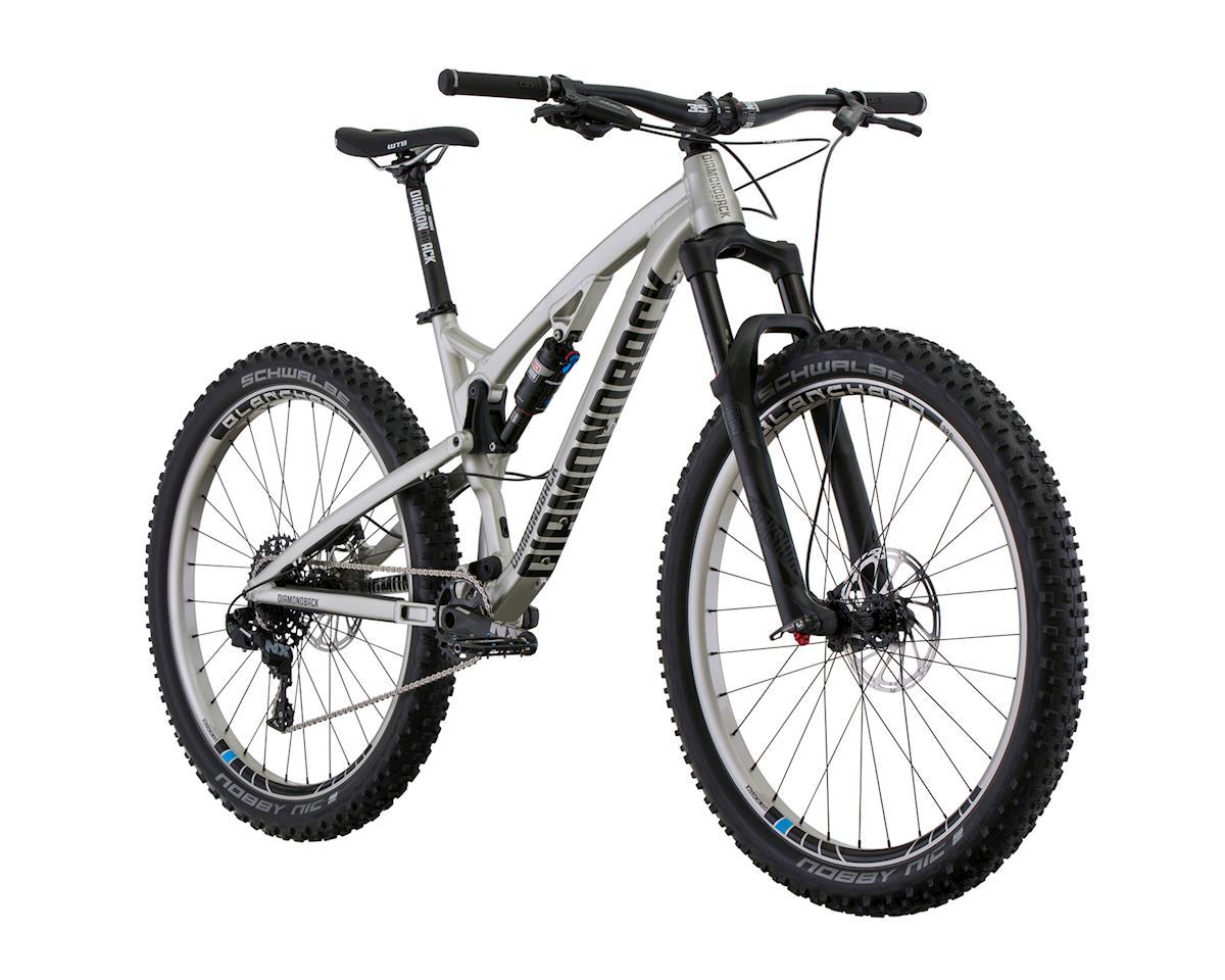 Diamondback Catch 1 27.5 Mountain Bike - 2017 (Silver)