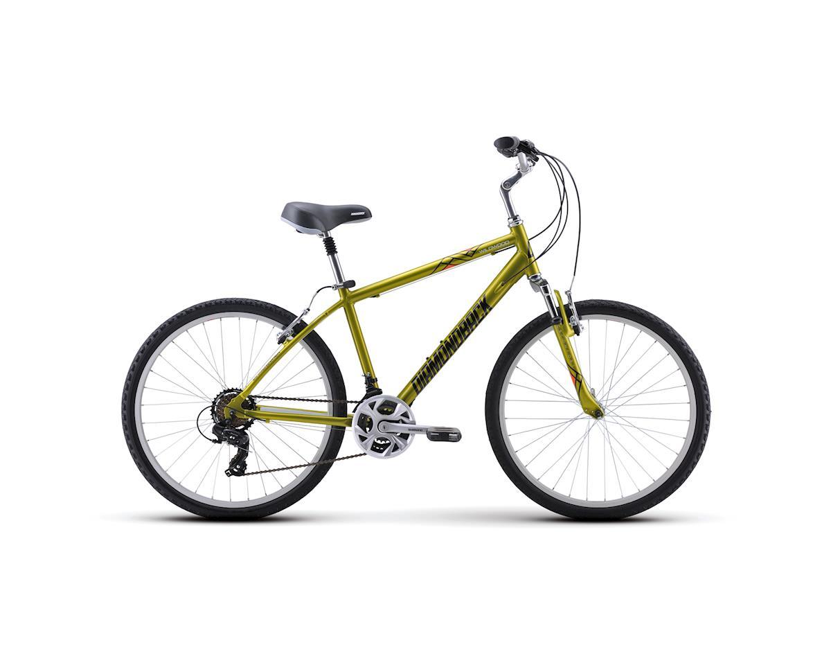 Diamondback Wildwood Classic Comfort Bike - 2017 (Silver)