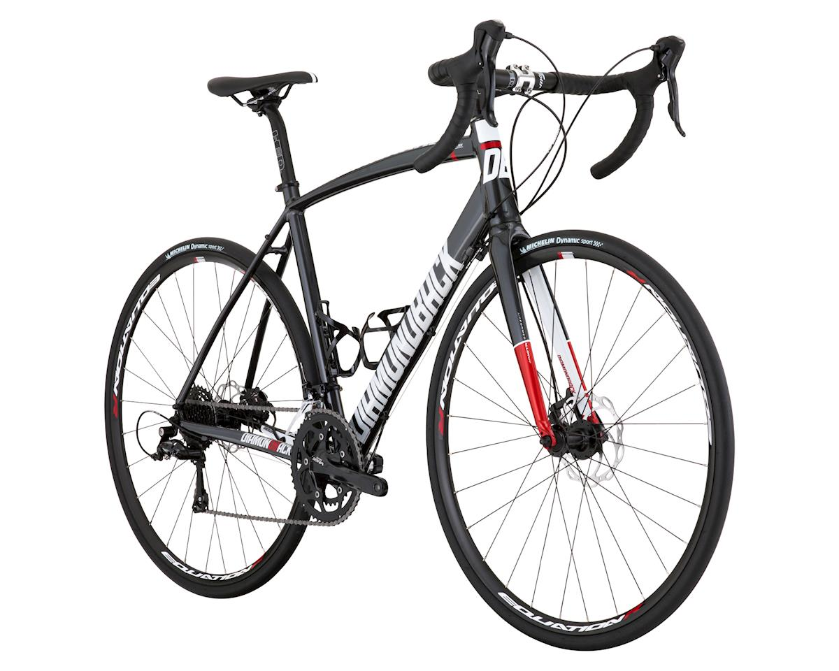 Diamondback Century Disc Road Bike - 2017 (Silver)